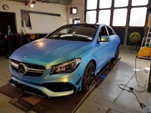 Mercedes CLA 45 AMG in Chrom matt Flip Flop_000012.jpg